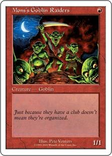 Mons's Goblin Raiders P4