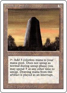 Basalt Monolith 3E