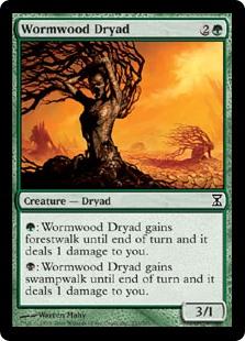 Wormwood Dryad TSP