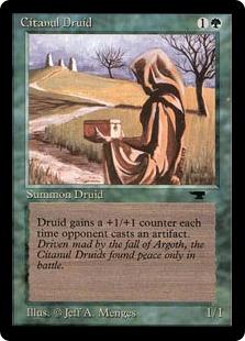 Citanul Druid AQ