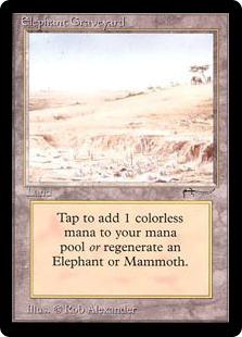 Elephant Graveyard ARN