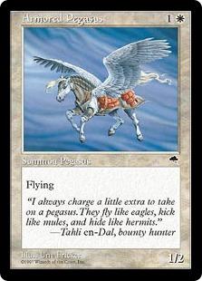 Armored Pegasus TMP