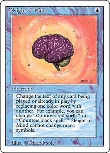 Sleight of Mind 3E