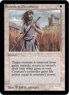 Swords to Plowshares 1E