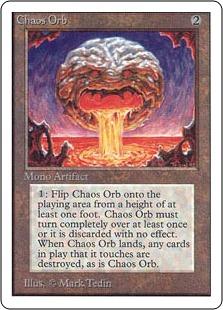 Chaos Orb 2U