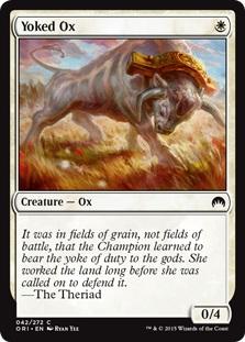Yoked Ox ORI