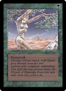 Shanodin Dryads 2E