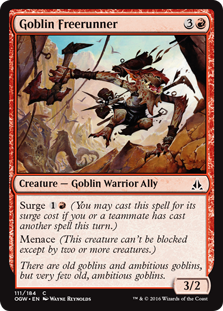Goblin Freerunner OGW