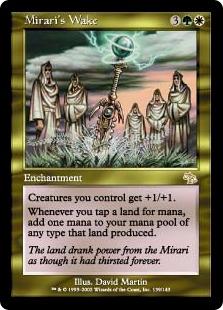 Mirari's Wake JUD