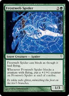Frostweb Spider CSP