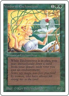 Verduran Enchantress 2U