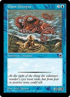 Giant Octopus PO