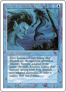 Merfolk of the Pearl Trident 3E