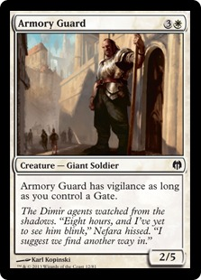 Armory Guard DDK