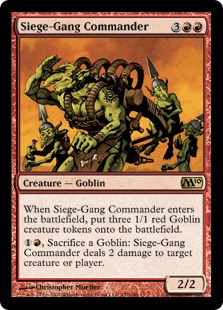 Siege-Gang Commander M10
