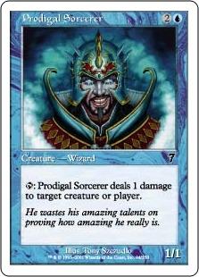Prodigal Sorcerer 7E