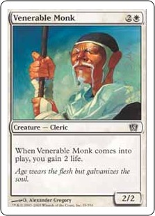 Venerable Monk 8ED