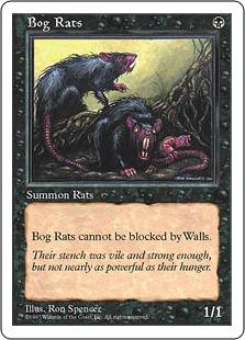 Bog Rats 5E