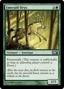 Emerald Oryx M10