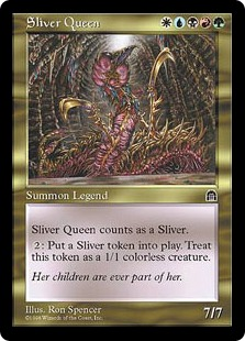 Sliver Queen (STH)