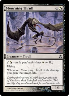 Mourning Thrull GPT