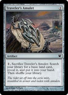 Traveler's Amulet ISD