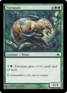 Tyrranax 5DN