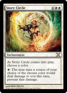 Story Circle 10E
