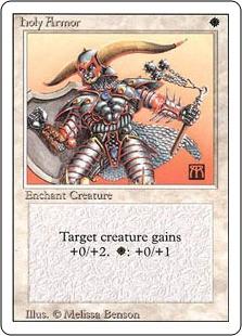 Holy Armor 3E