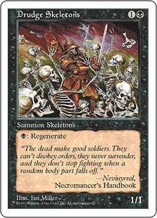 Drudge Skeletons 5E