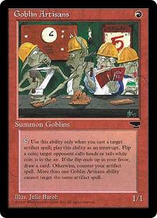 Goblin Artisans CH