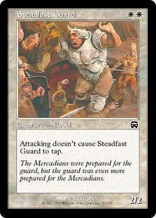 Steadfast Guard MM