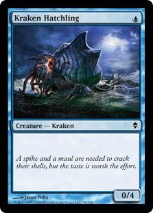 Kraken Hatchling ZEN