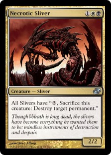 Necrotic Sliver PLC