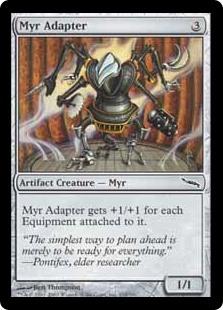 Myr Adapter MRD