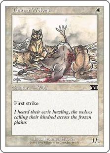 Tundra Wolves 6E