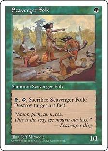 Scavenger Folk 5
