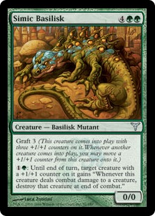Simic Basilisk DIS