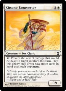 Kitsune Bonesetter SOK