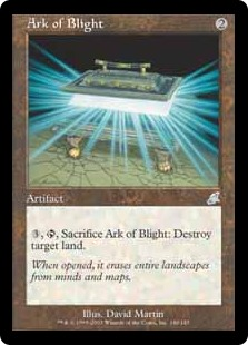 Ark of Blight SCG
