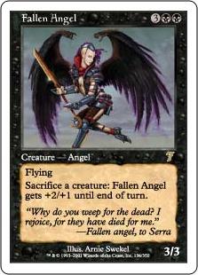 Fallen Angel 7E