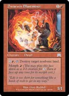 Dwarven Blastminer ONS