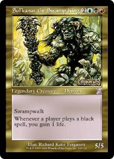 Sol'kanar the Swamp King TSB