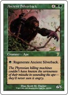 Ancient Silverback 7E