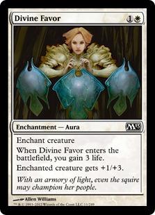 Divine Favor M13