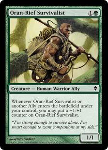 Oran-Rief Survivalist ZEN