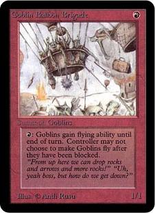 Goblin Balloon Brigade 1E