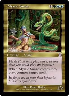 Mystic Snake TSB