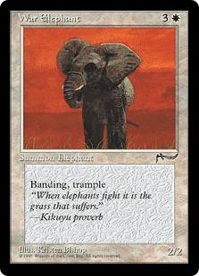 War Elephant CH
