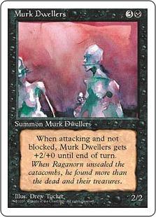 Murk Dwellers 4E